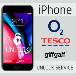 iphone unlocking service o2