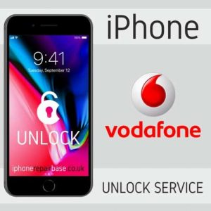 iphone unlocking service vodafone