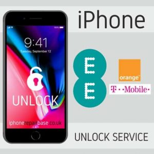 iphone unlocking service ee