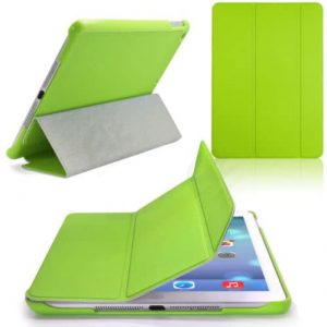 iPad mini 4 smart case green