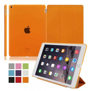 iPad mini smart case orange