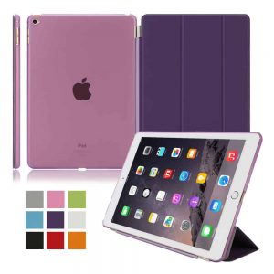 iPad mini smart case purple