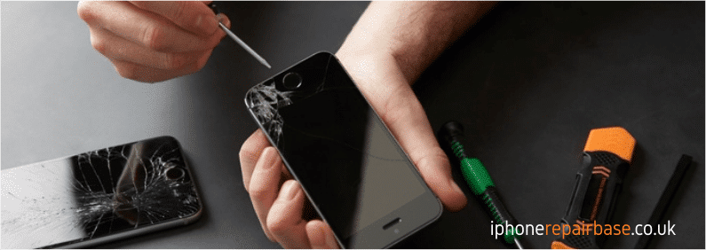 How to fix iPhone cracked screen