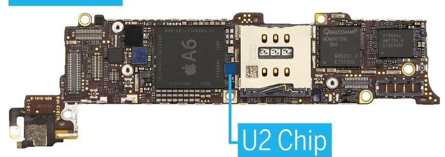 charging chip u2