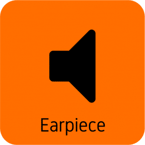 earpiece icon
