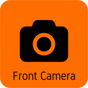front camera icon