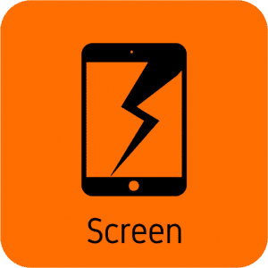 ipad screen replacement icon