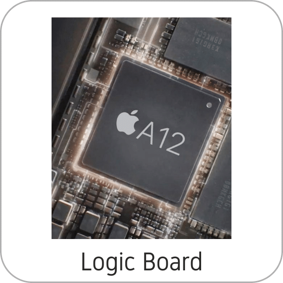 logic board repair prices icon