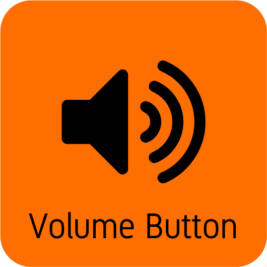 volume button icon